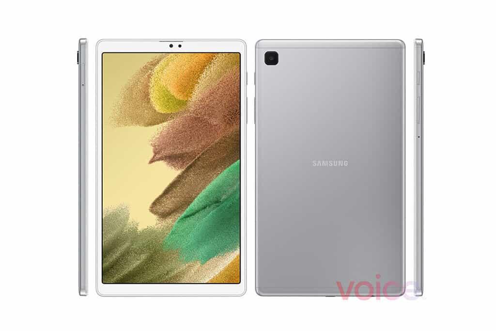 Galaxy Tab A7 Lite render leak 12