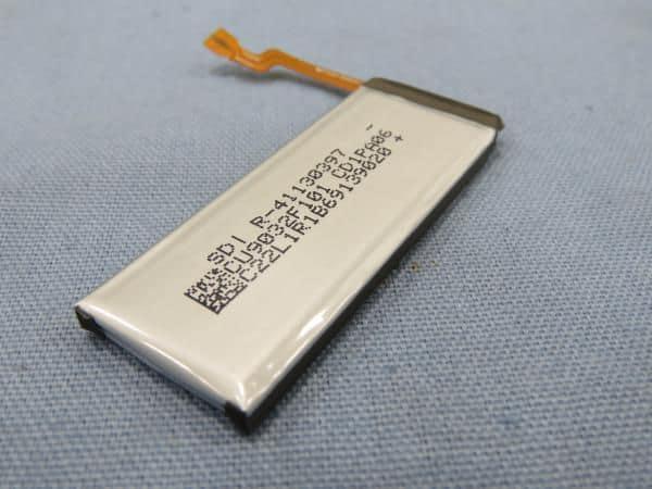 Galaxy Z Flip 2 battery certification 1