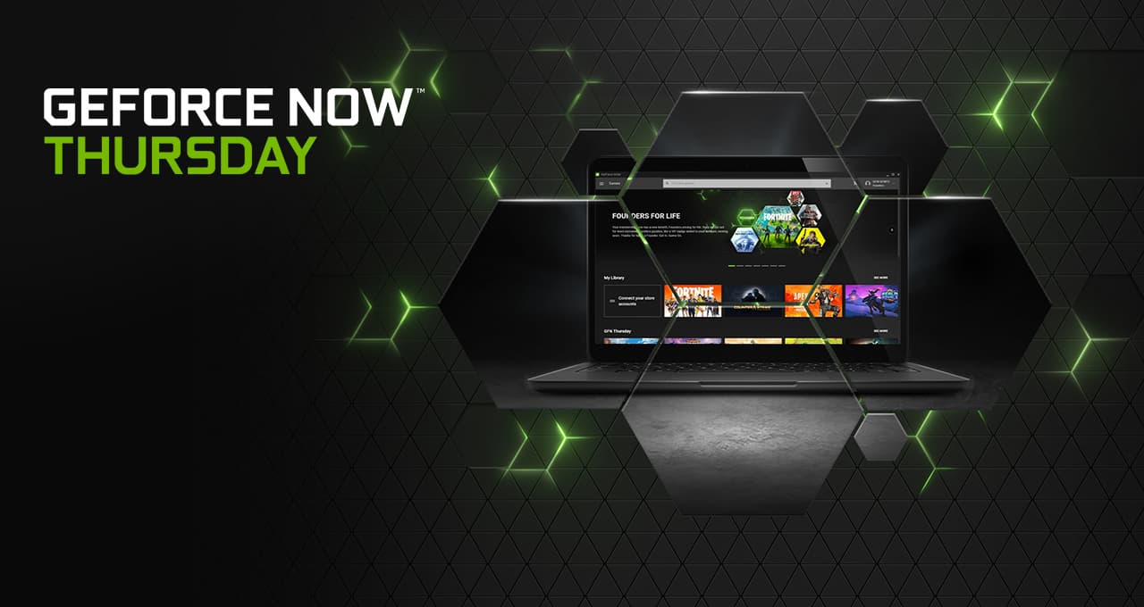 Play even faster with GeForce NOW account linking