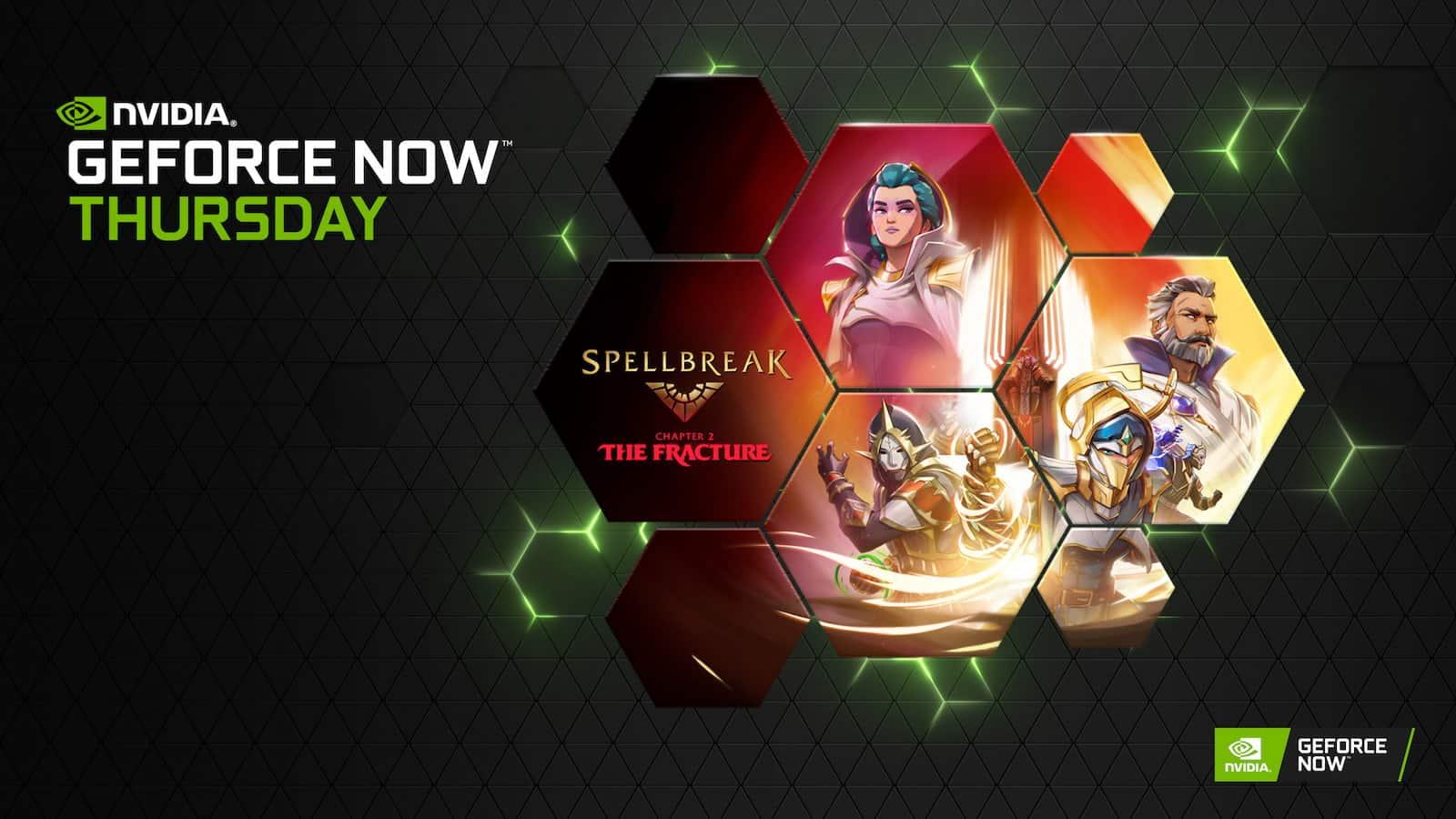 GeForce NOW Spellbreak 3