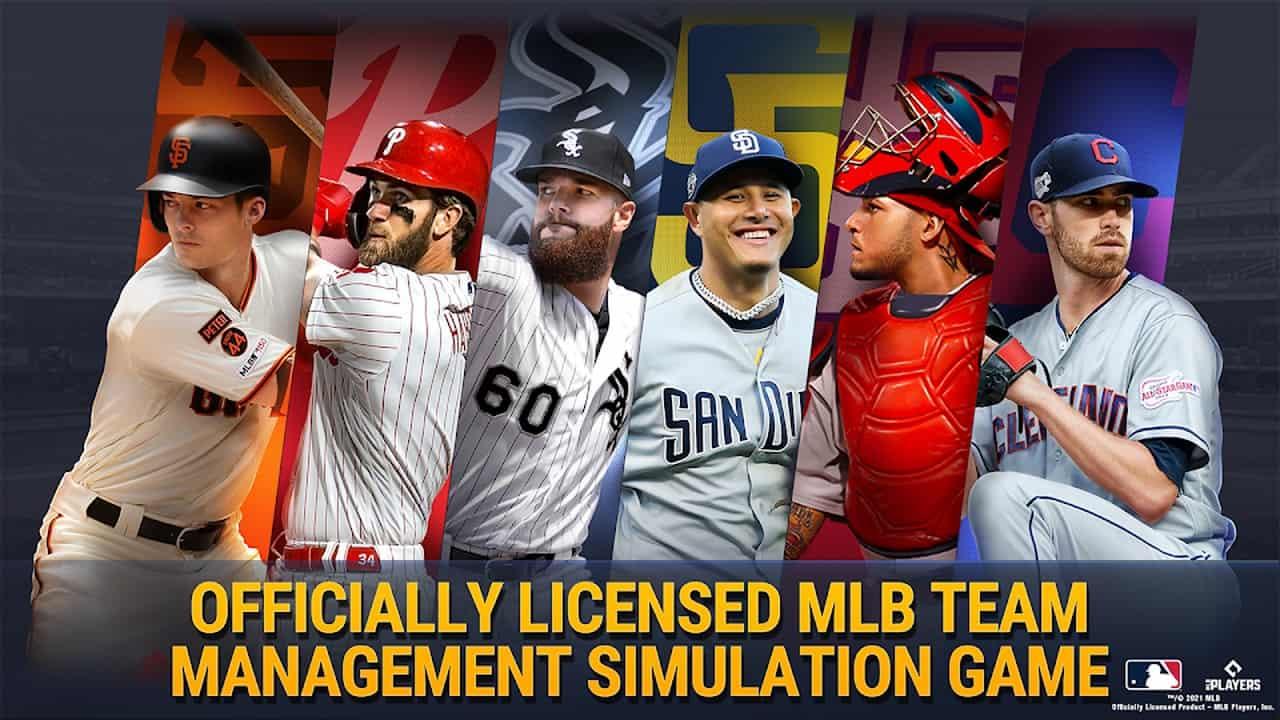 MLB 9 Innings GM app image