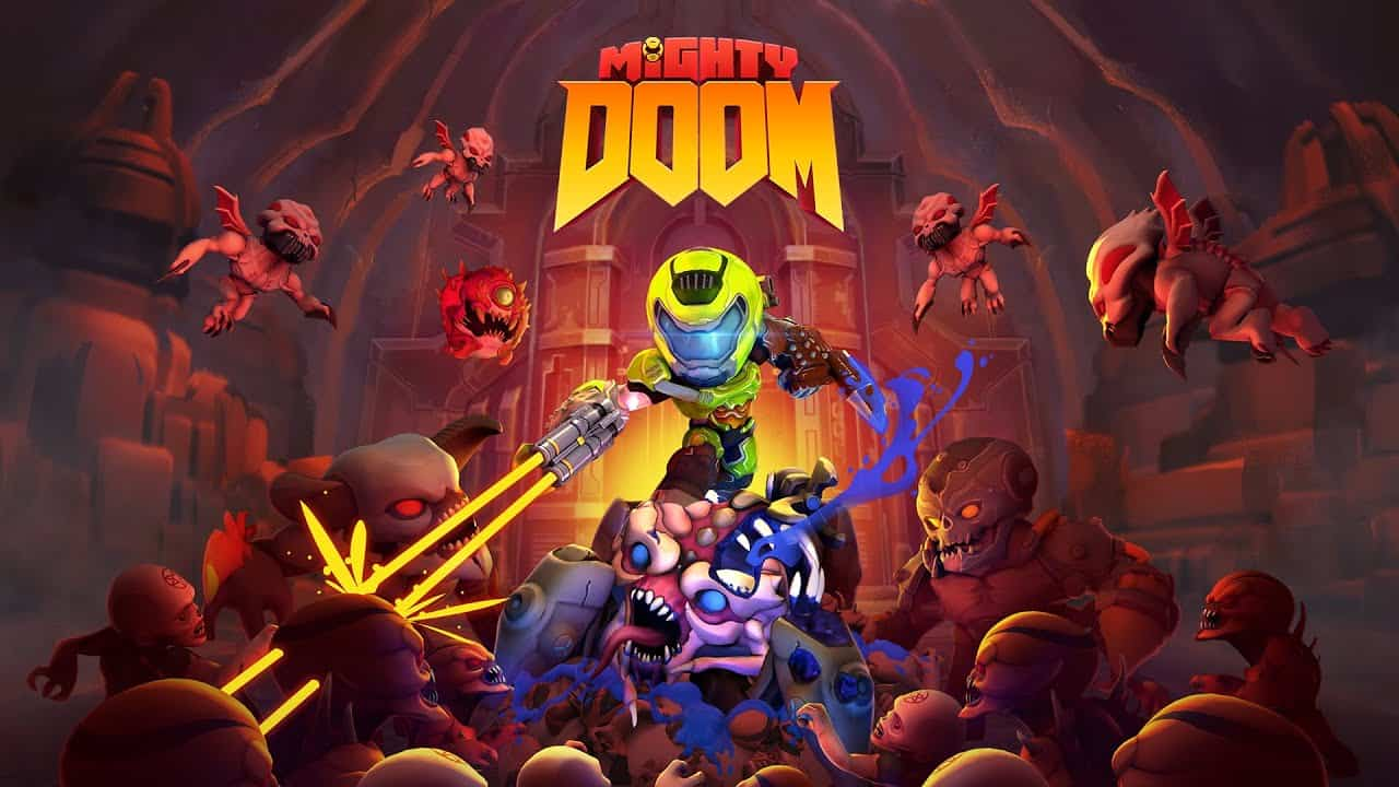 Mighty DOOM is here to tarnish your memory of DOOM Eternal