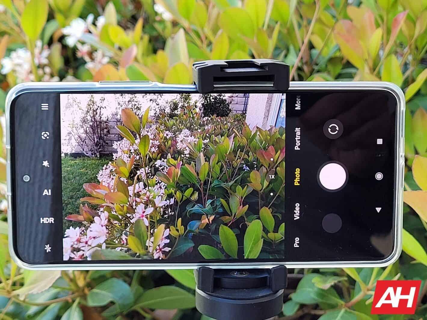 Poco F3 AH HR Camera