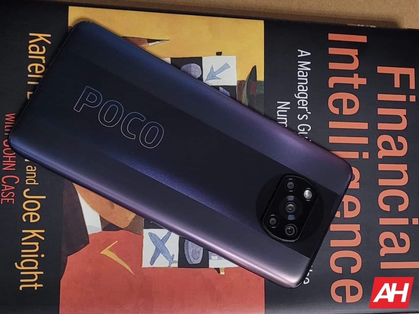 Poco X3 Pro AH HR HW1