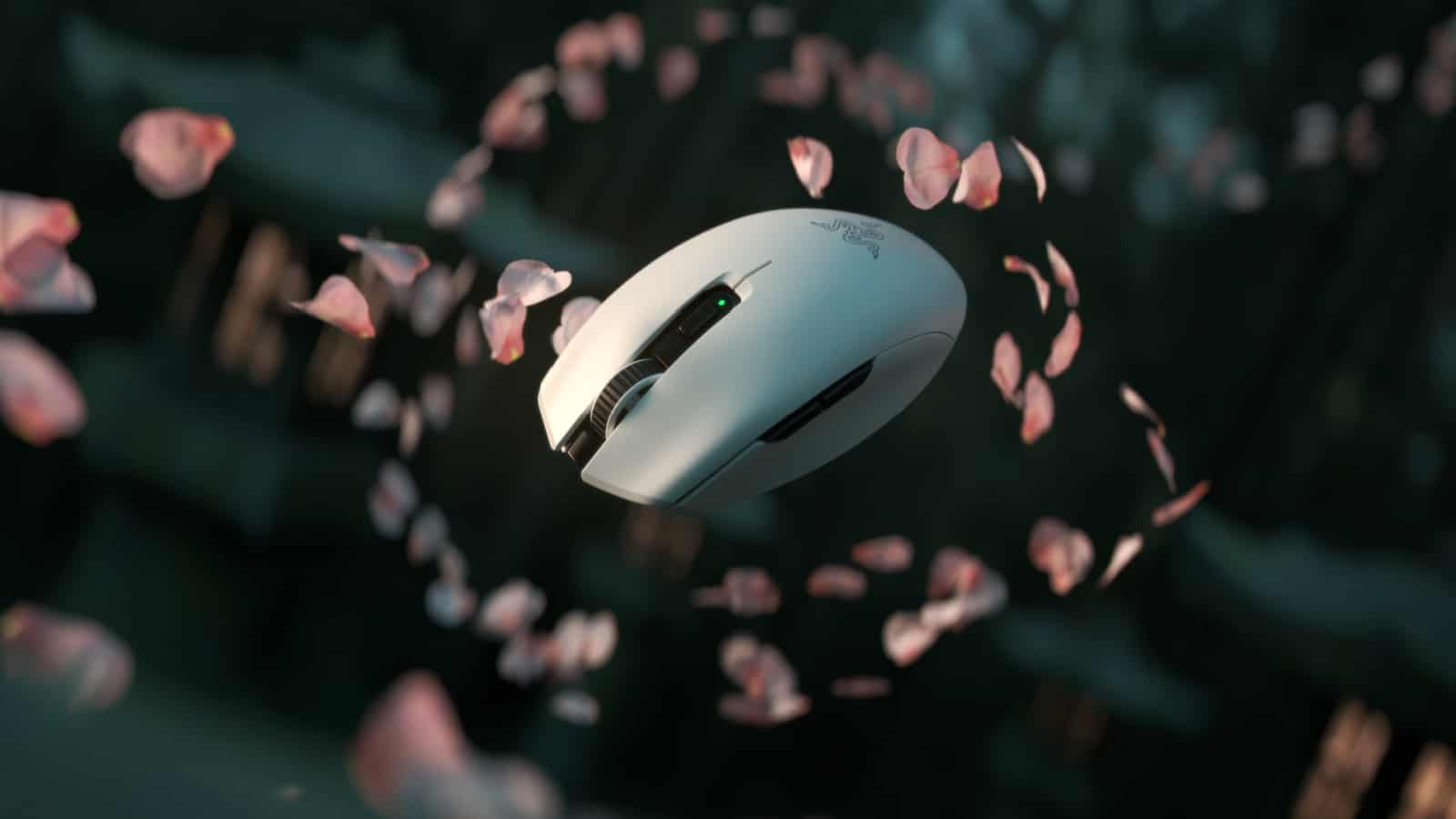 Razer's new gaming mouse has over a month of battery life