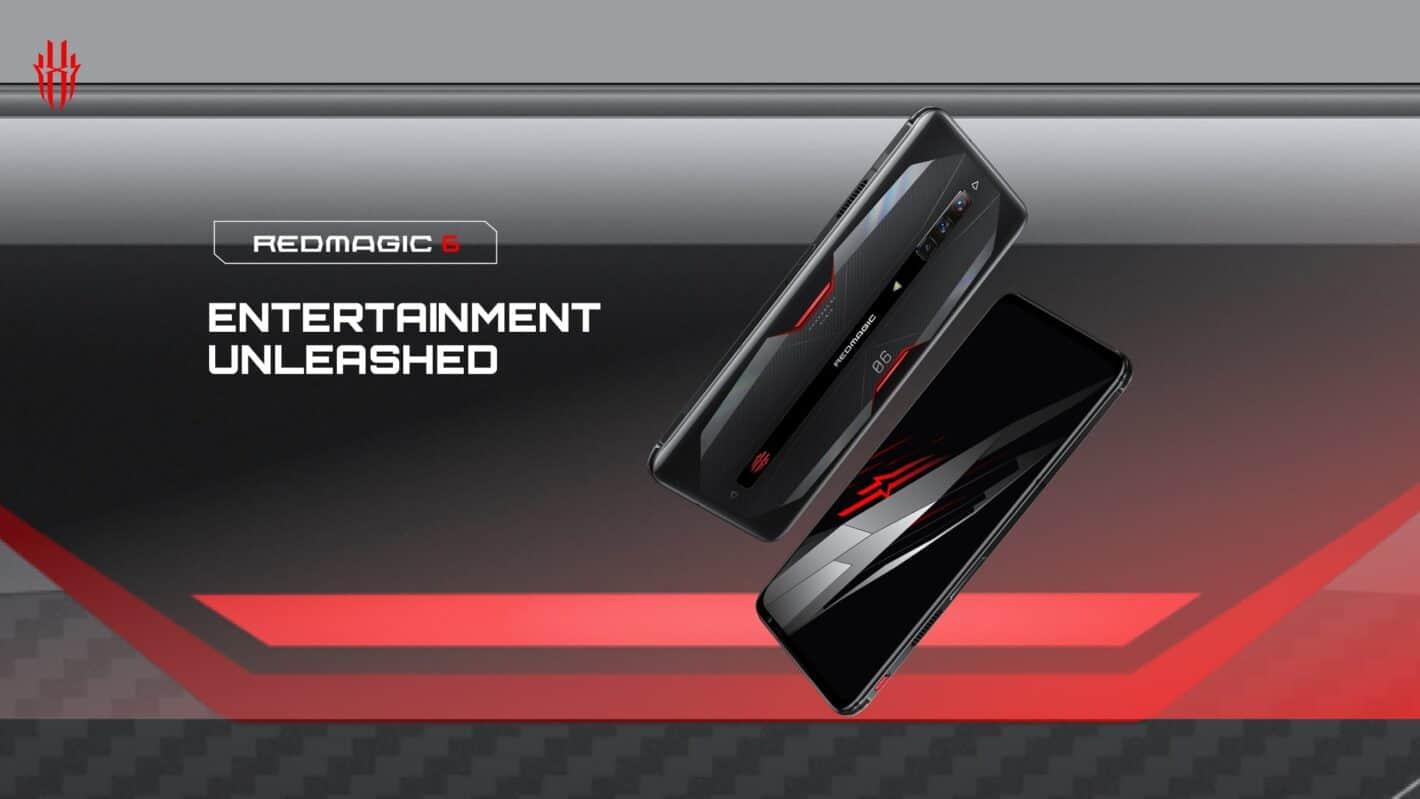 Redmagic 6 Hardware