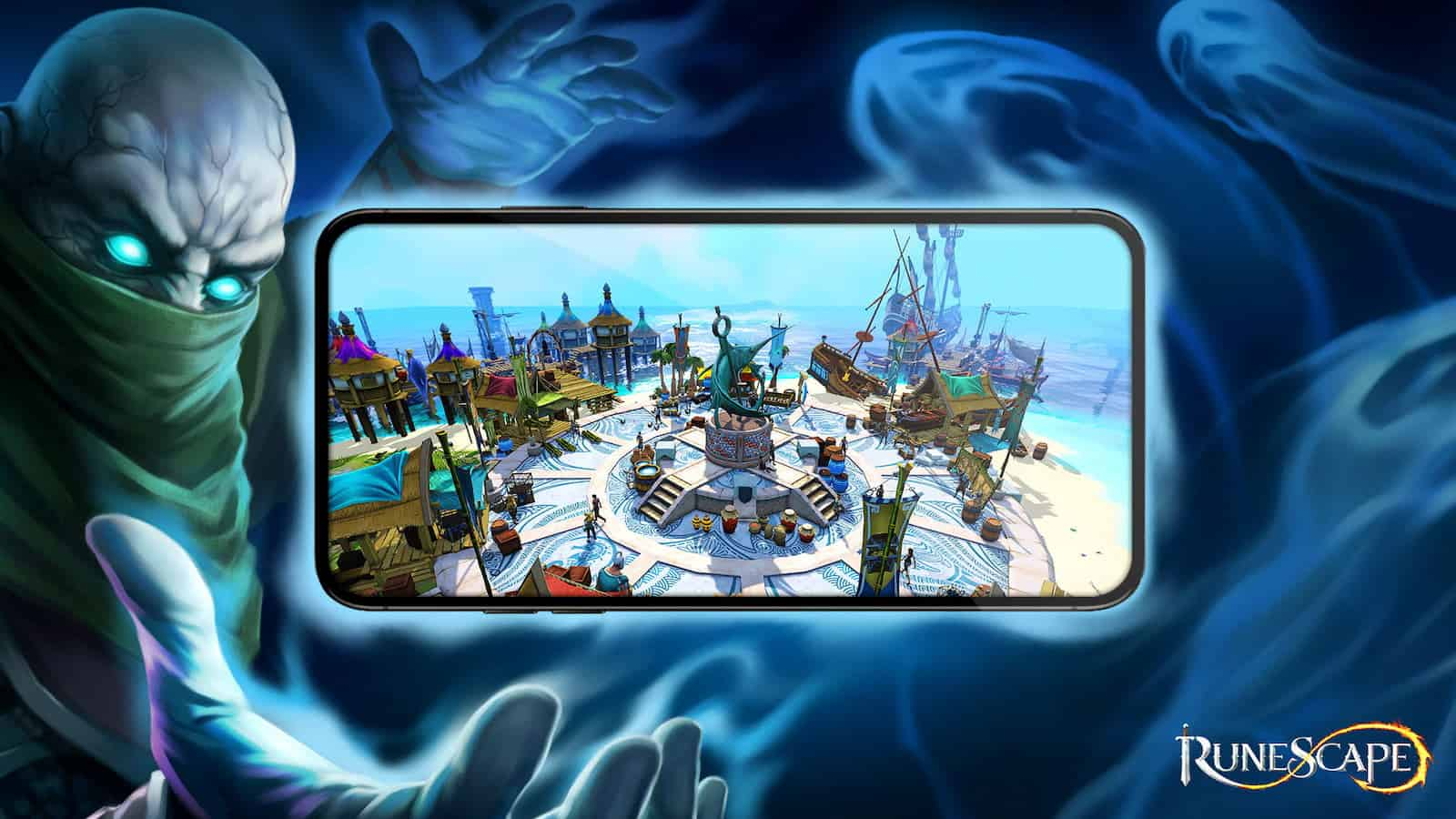 Popular MMO Runescape Comes To Android This Summer