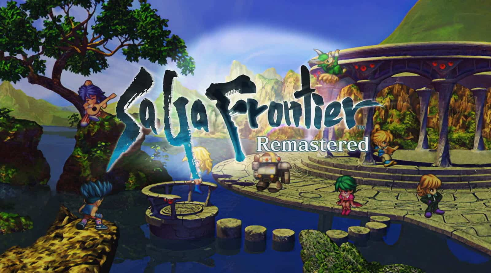SaGa Frontier Remastered is the best $ 25 you'll spend today