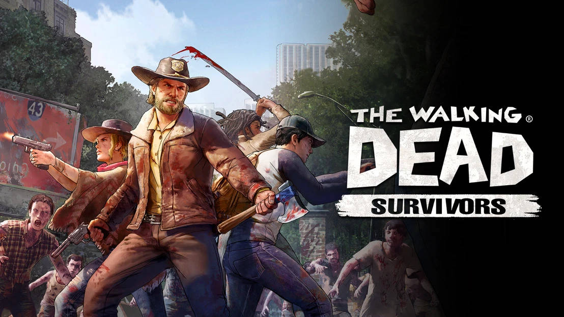 Dip your teeth into The Walking Dead: Survivors Begin Today