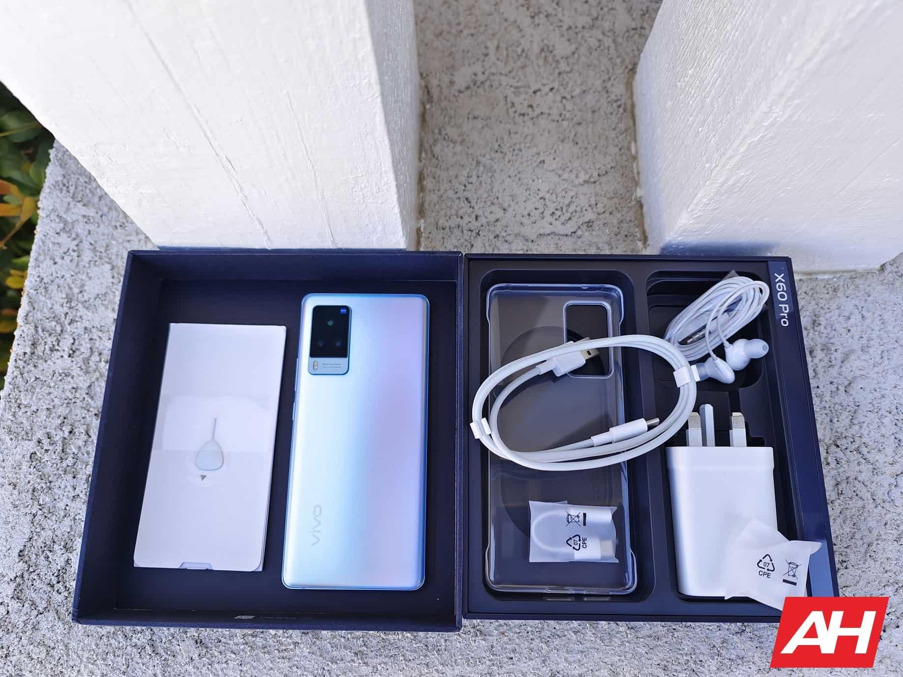Vivo X60 Pro AH HR UB4