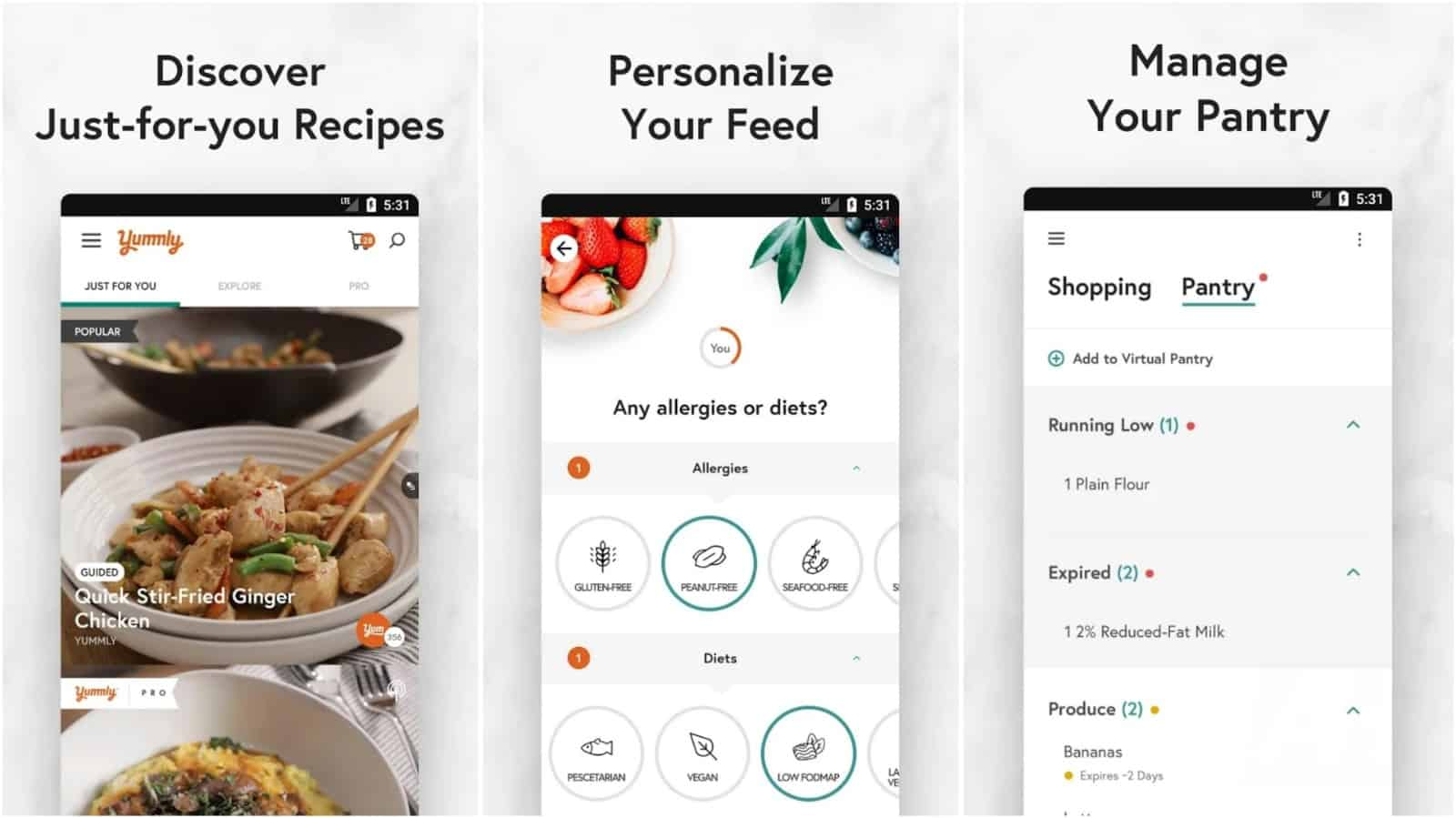 Imagen de red de la aplicación deliciosa