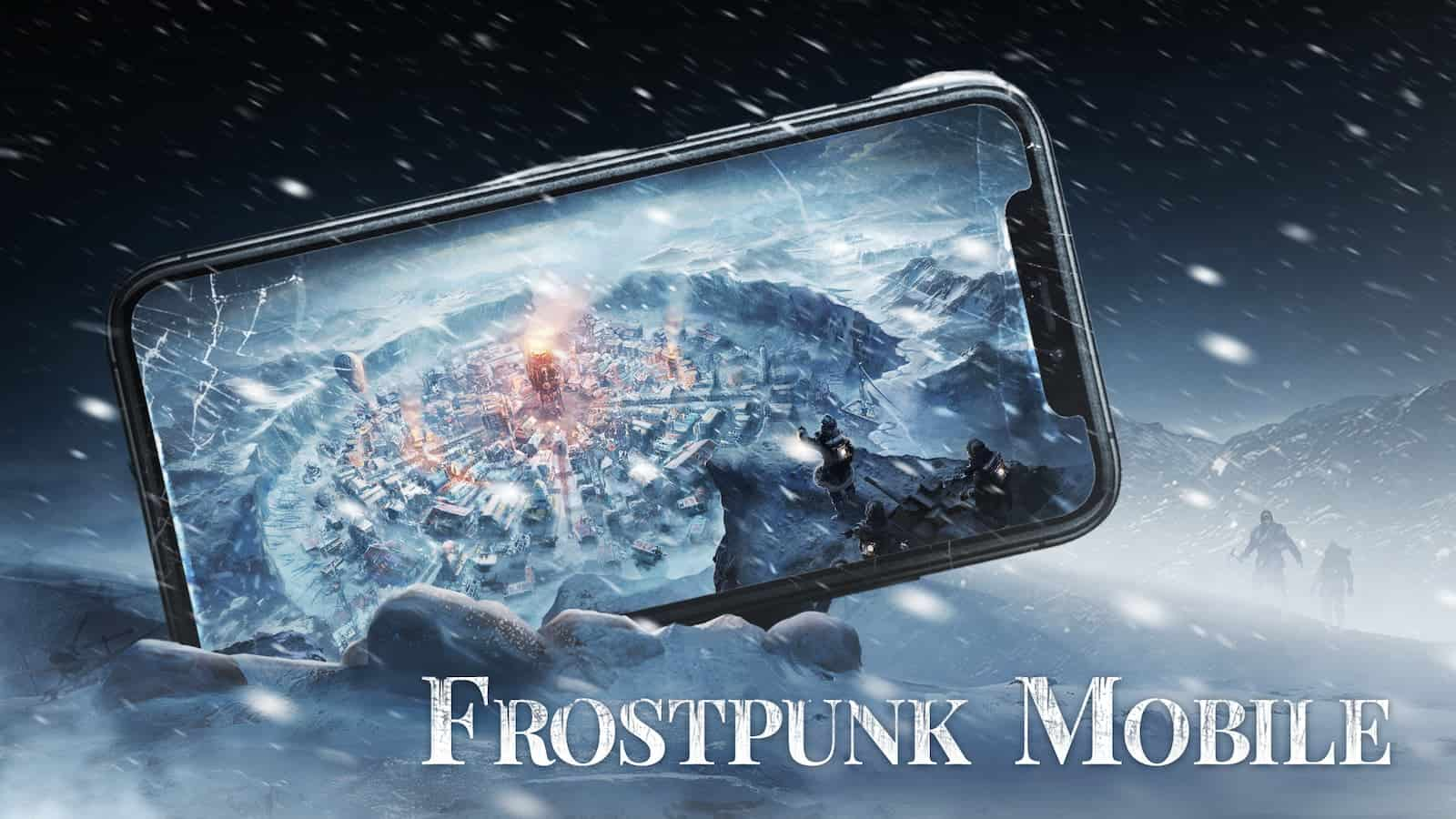 Critically acclaimed Frostpunk gets Android version