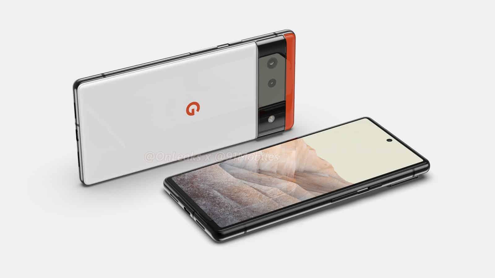Google Pixel 6 Series Display Resolutions, Selfie Flash & More