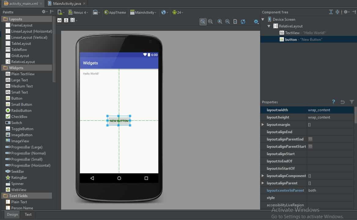Panduan pengembangan aplikasi Android artikel 10