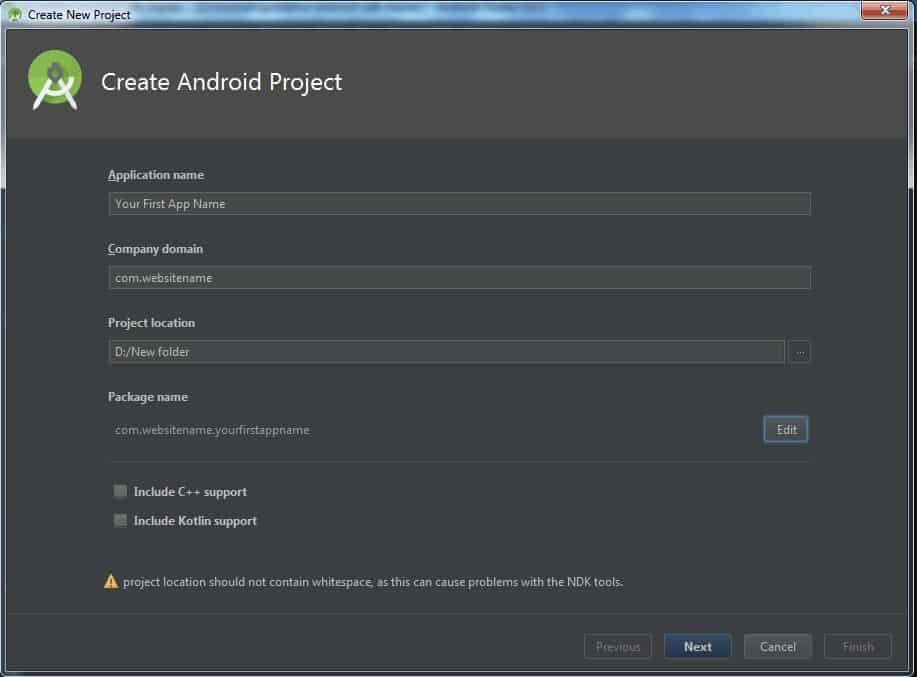 Panduan pengembangan aplikasi Android artikel 4
