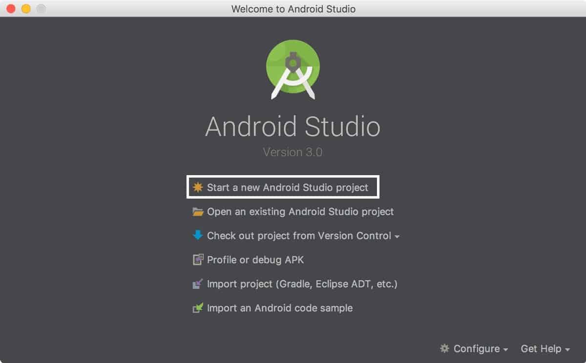 Panduan pengembangan aplikasi Android artikel 5