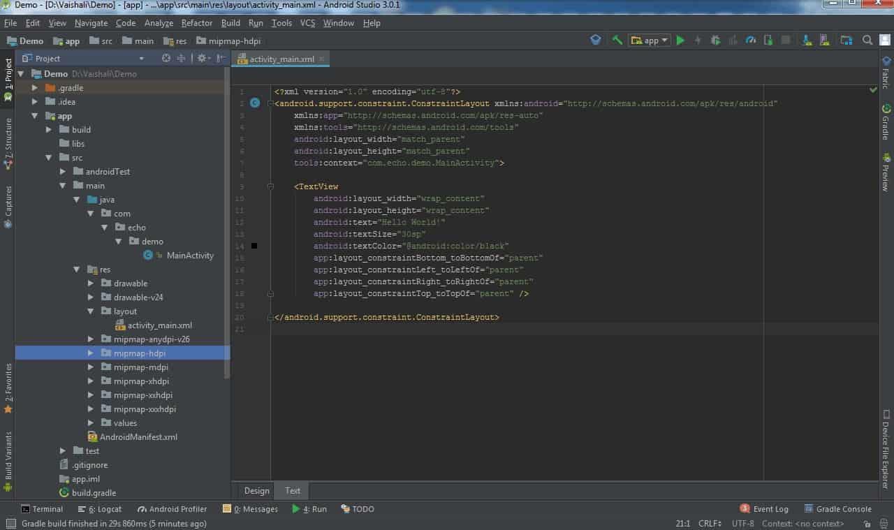 Panduan pengembangan aplikasi Android artikel 8