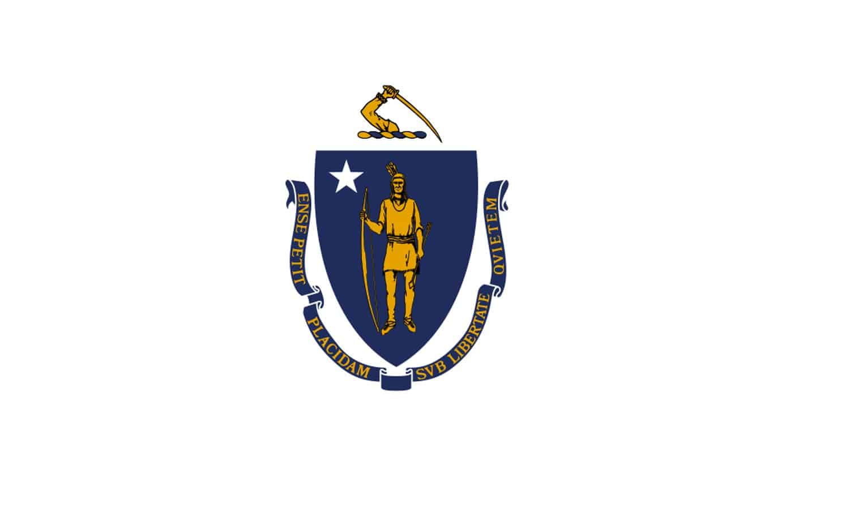 Massachusets flag