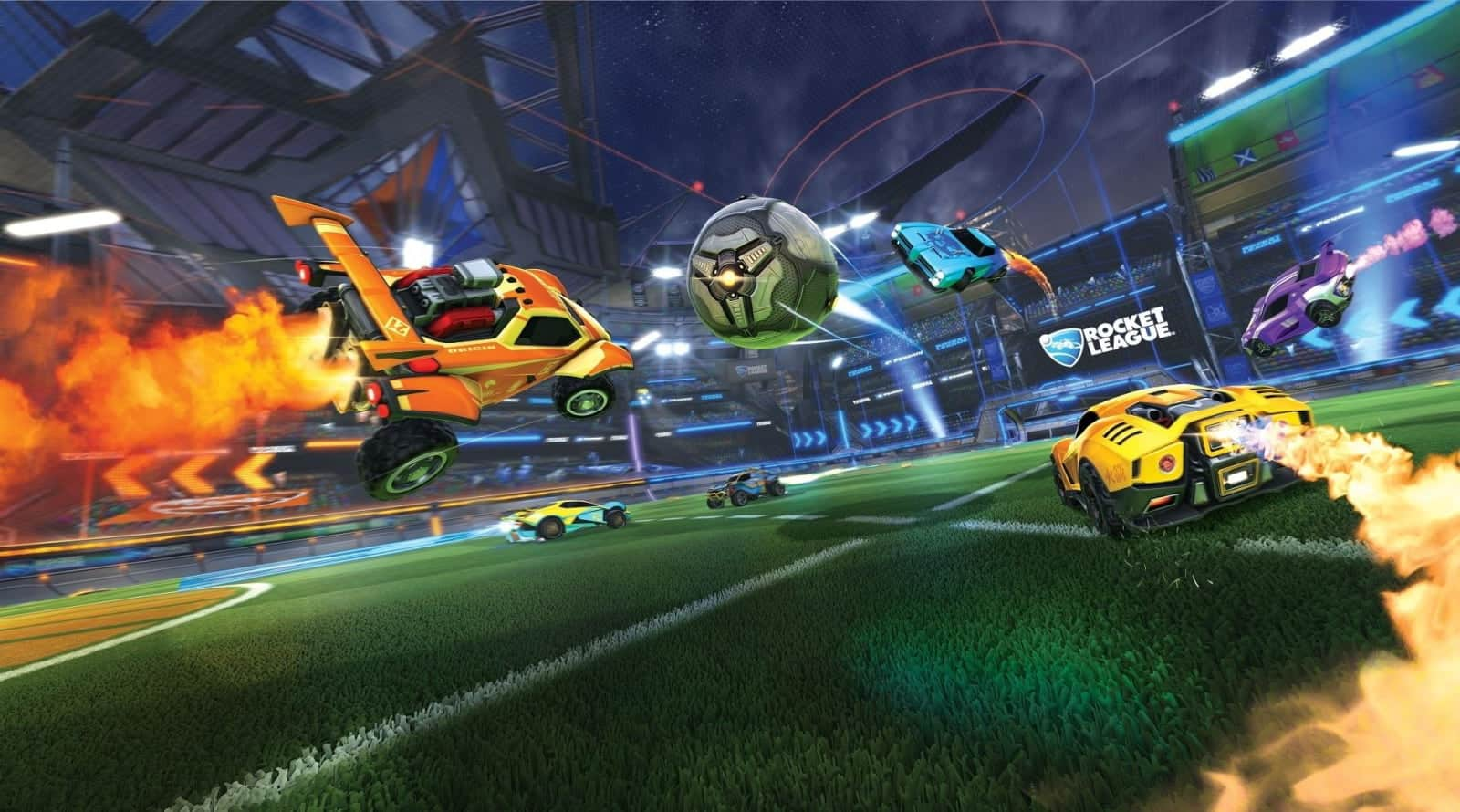 The Full Rocket League Game Experience Could Hit Mobile This Year