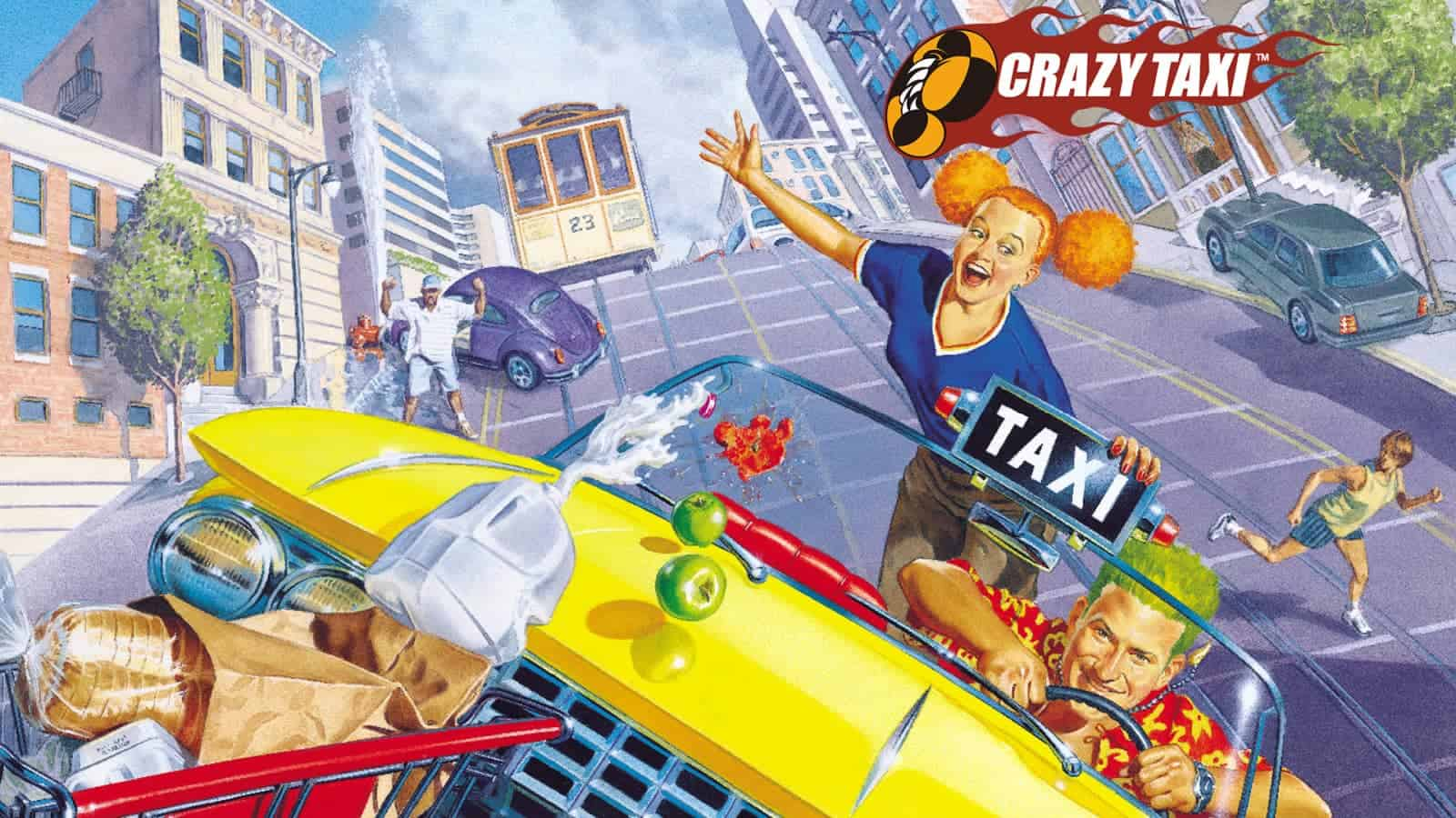 SEGA has a crazy idea to relaunch the crazy taxi franchise