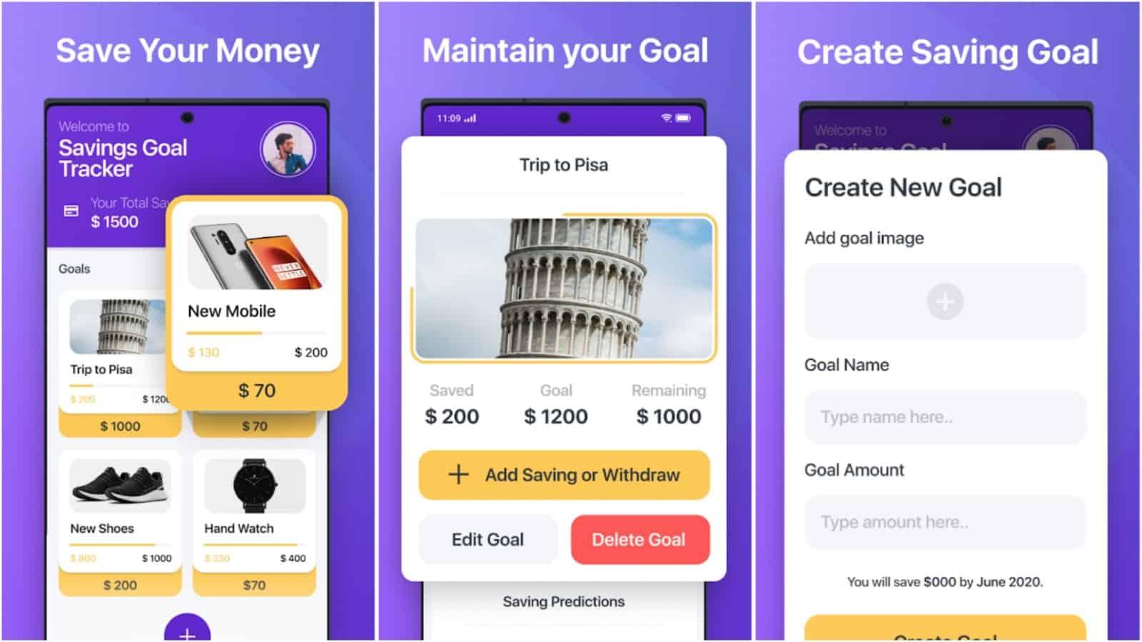 Save ly app grid image