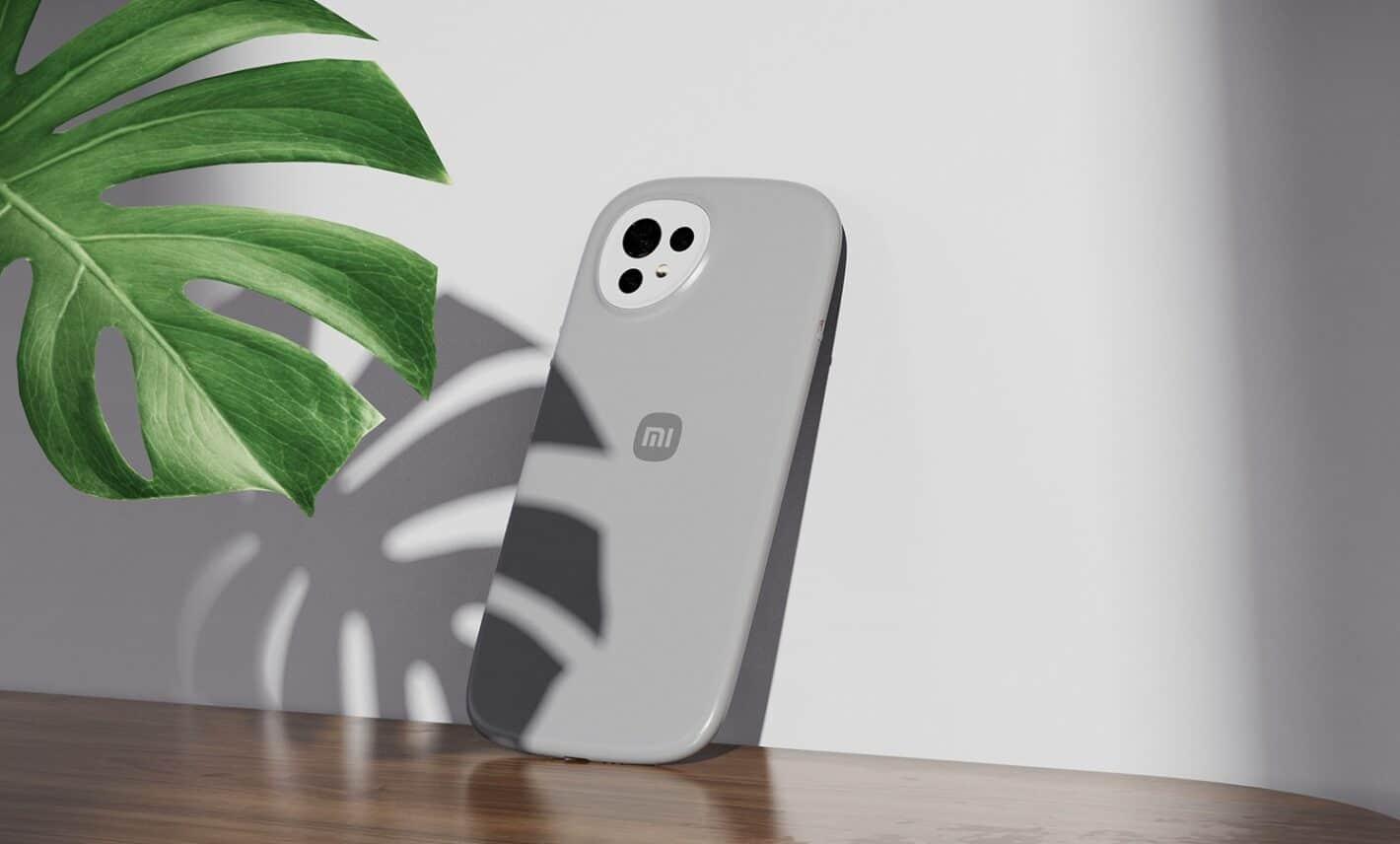 Xiaomi curvy concept phone 7