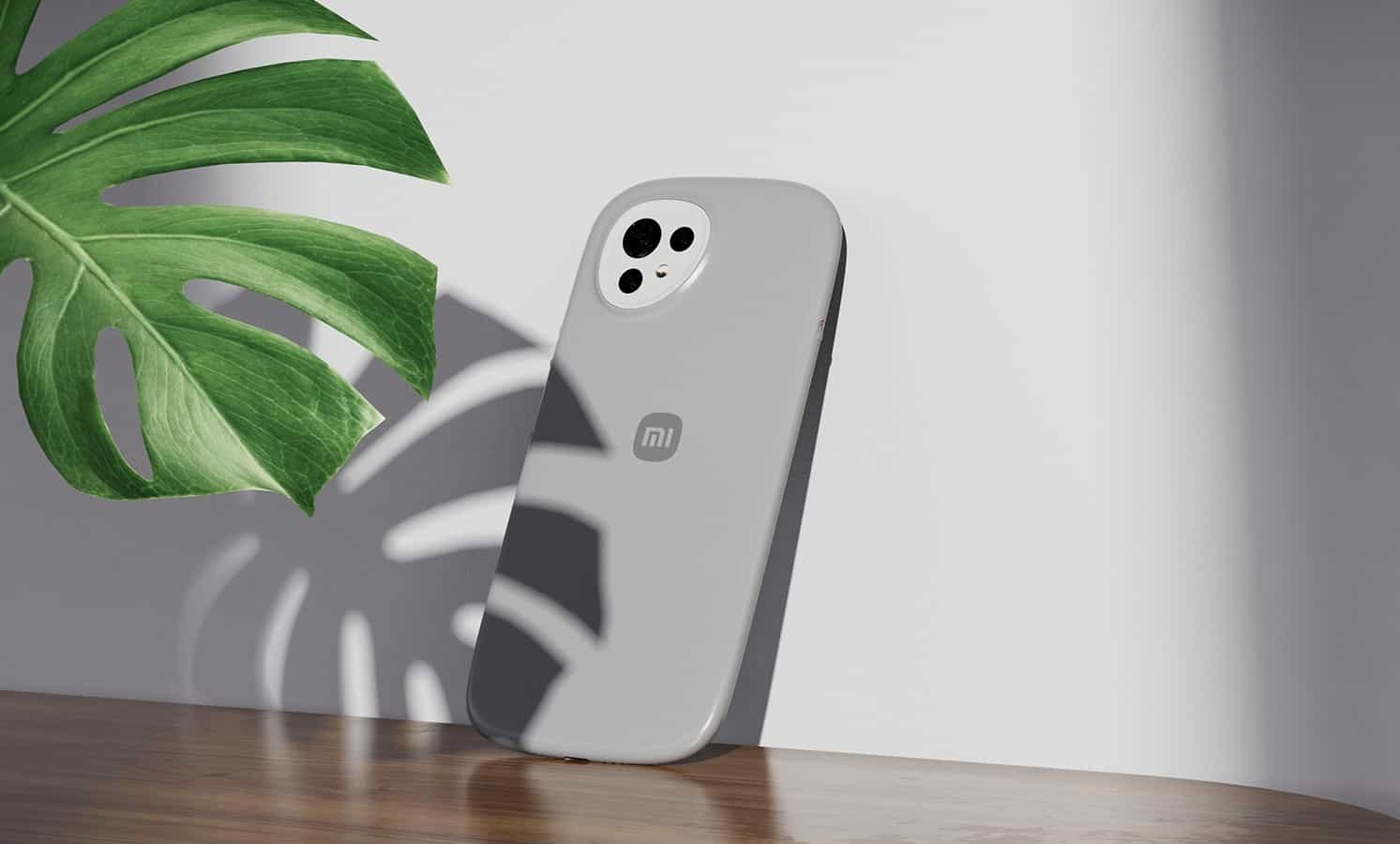 Check Out This Curvy Xiaomi Concept With A Mute Switch