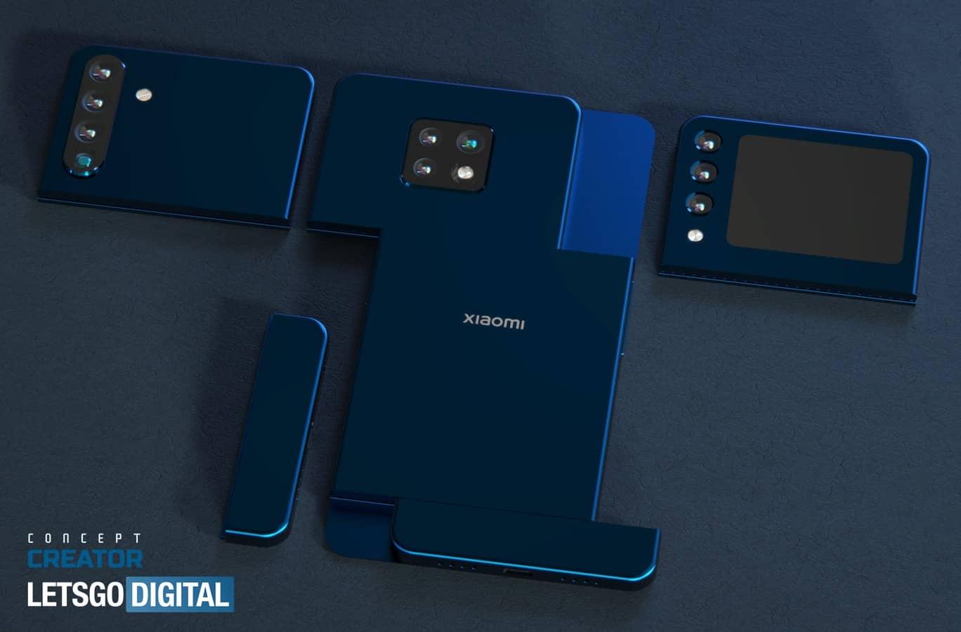 Xiaomi modular camera smartphone patent 3