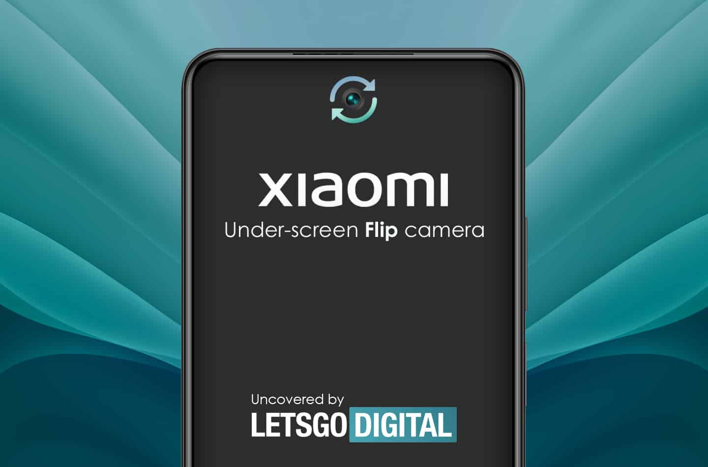 Xiaomi Goes A Step Further And Patents Under-Display Flip Camera