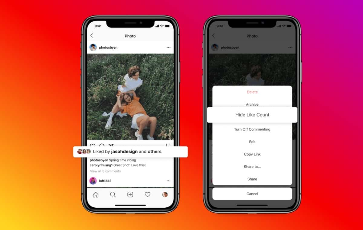 You Can Now Hide Like & View Counts On Facebook, Instagram