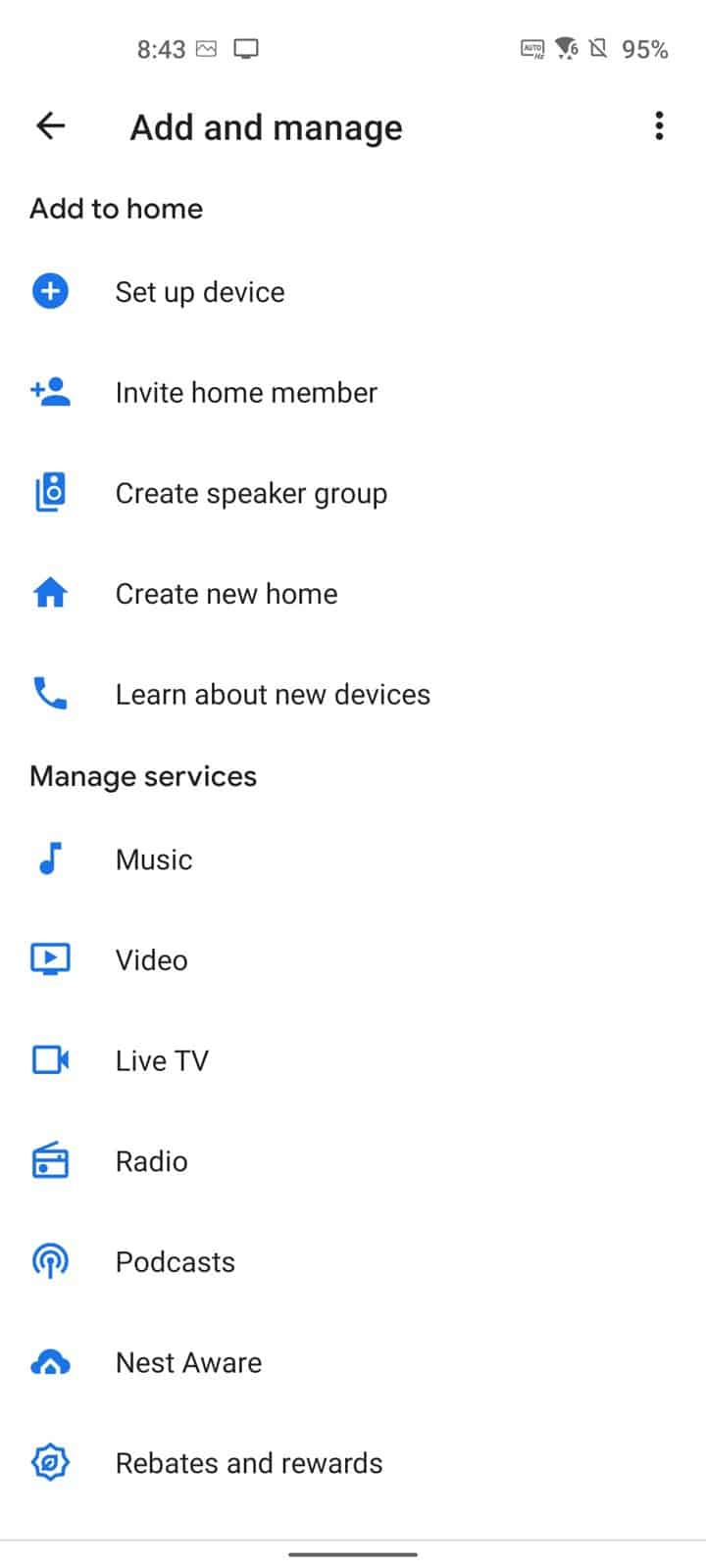 roborock s7 google assistant screenshots 2