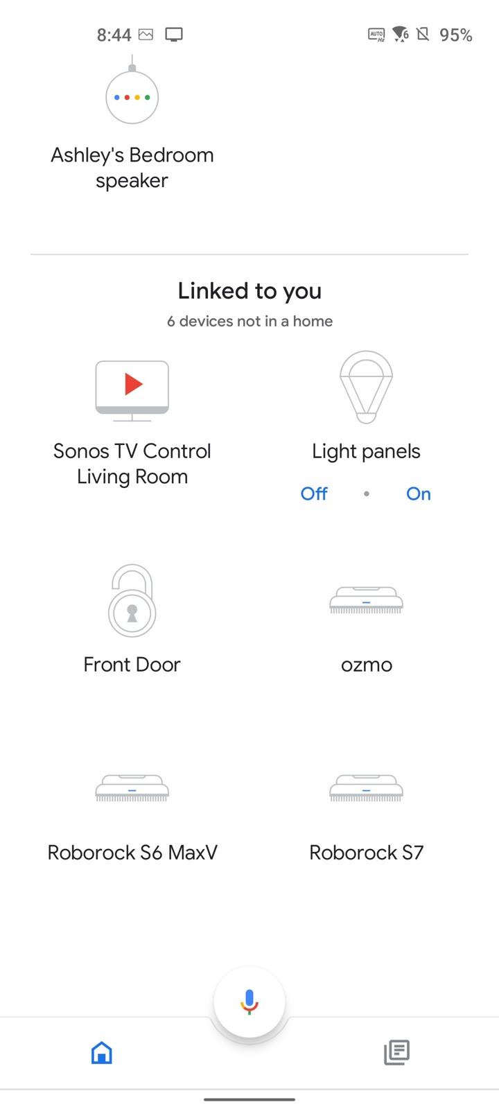 roborock s7 google assistant screenshots 6