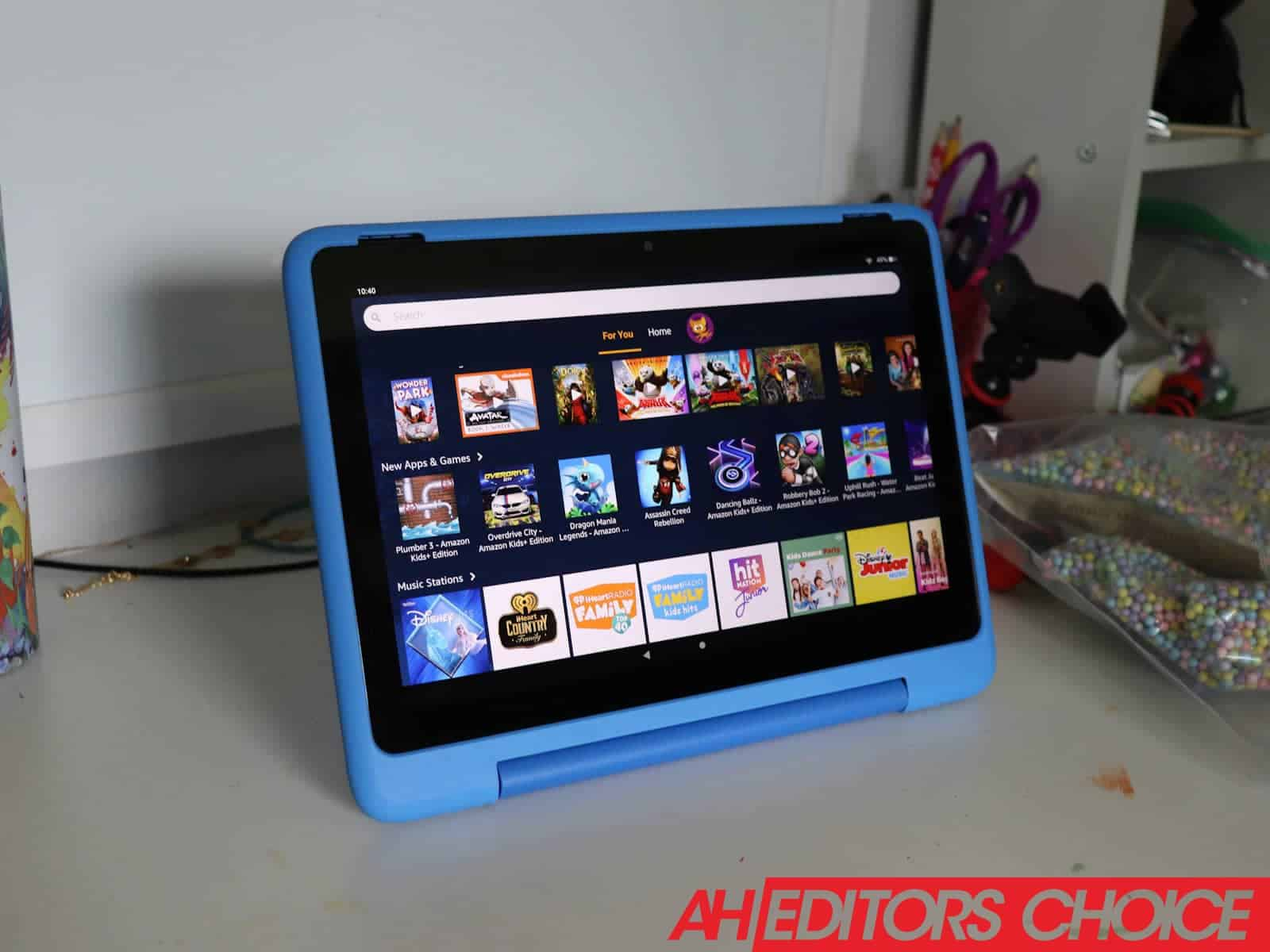 Amazon Fire HD 10 Kids Pro Review – The Best Amazon Tablet For Your Kids