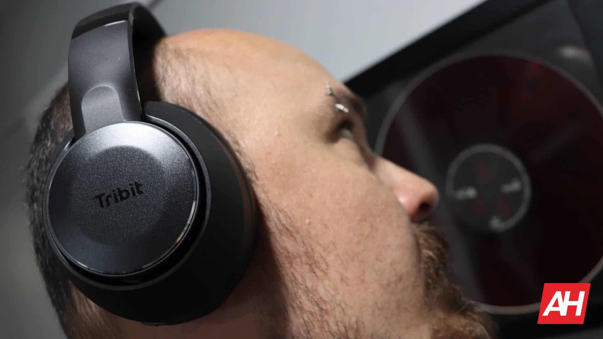 03 Tribit QuietPlus 78 review audio DG AH 2021