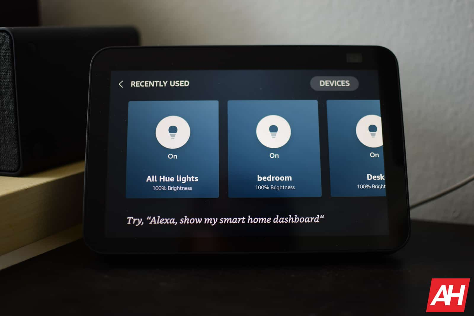 Amazon Echo Show 8 Review AM AH 13