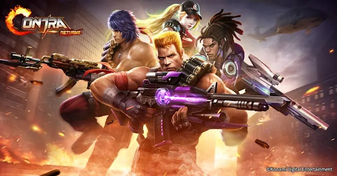 Pre-Registration Is Live For Contra Returns, Which Lands In July