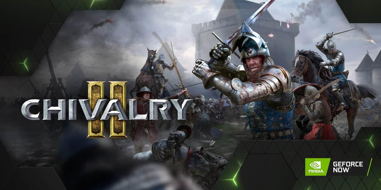 GeForce NOW E3 Chivalry 2