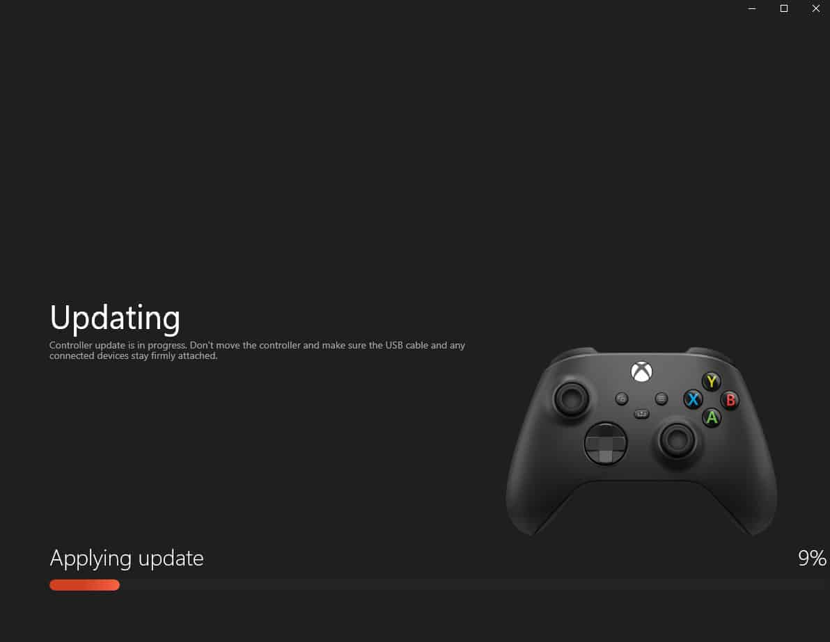 How to Update Xbox Wireless Controller 2