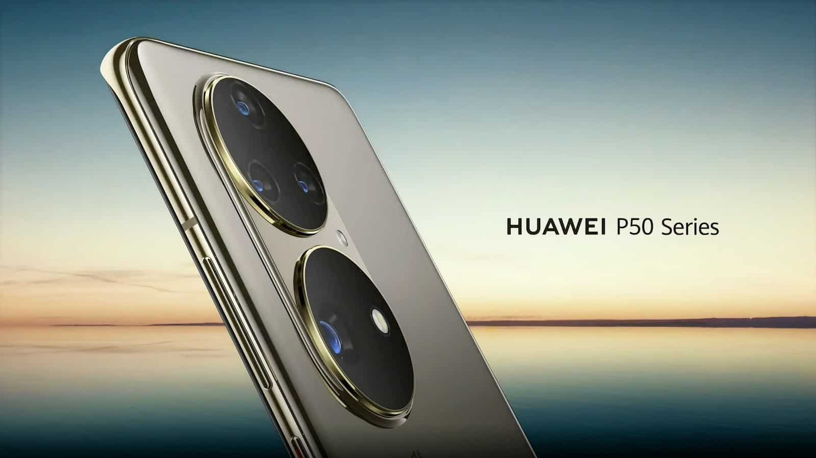 Huawei P50 first look