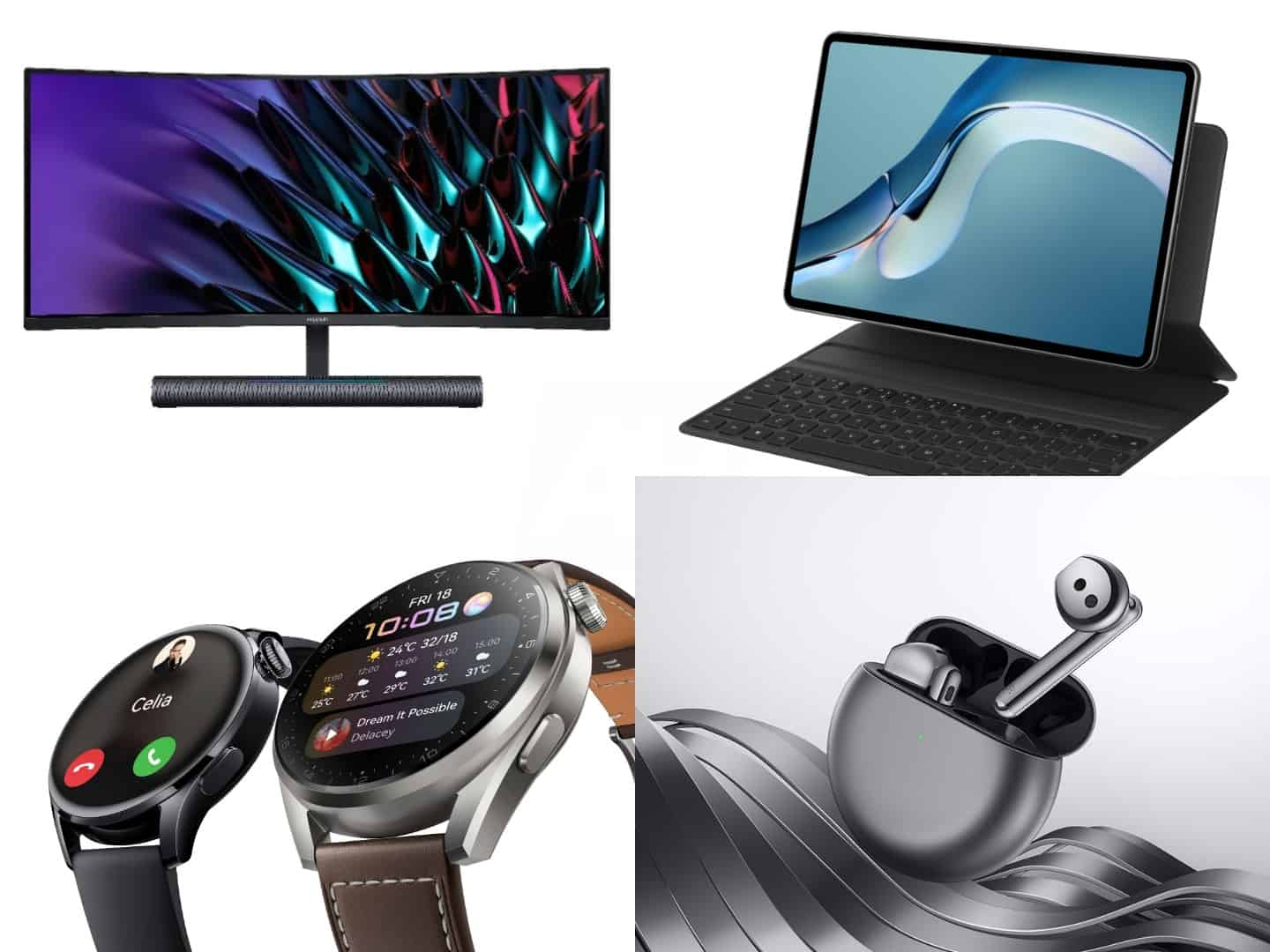 Check Out Promo Videos For All Products Huawei Announced Yesterday