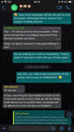Mark Zuck WhatsApp Features 3