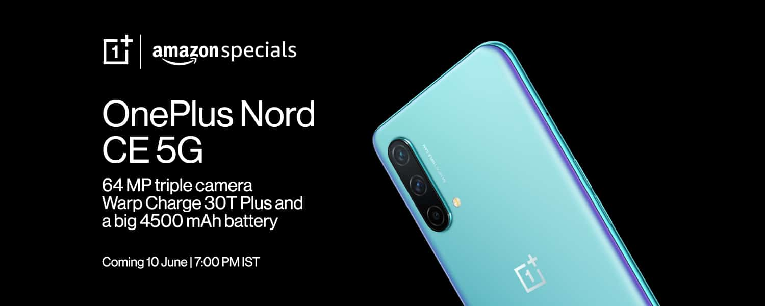 OnePlus Nord CE 5G first image leak 2