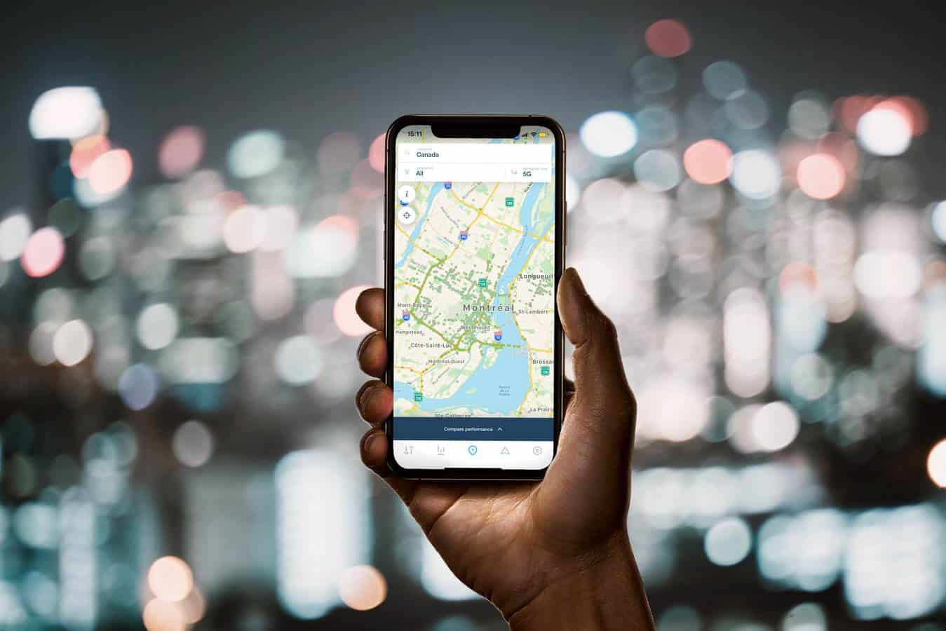 Opensignal Adds 5G Coverage Maps To Its Mobile App
