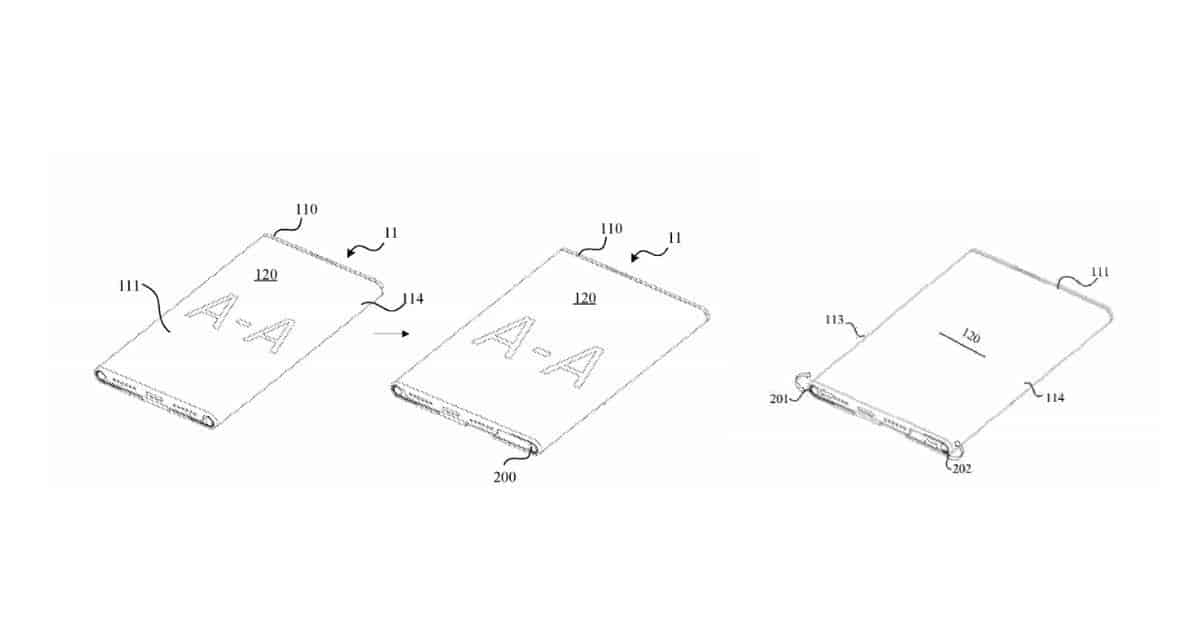 Xiaomi Wants To Develop A Different Rollable Smartphone