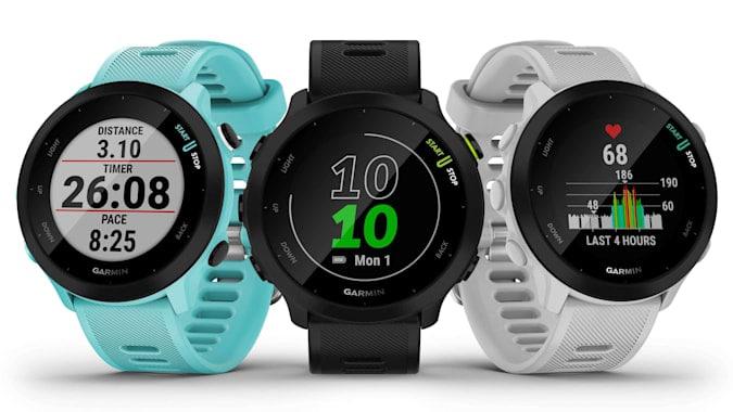 Garmin new watches