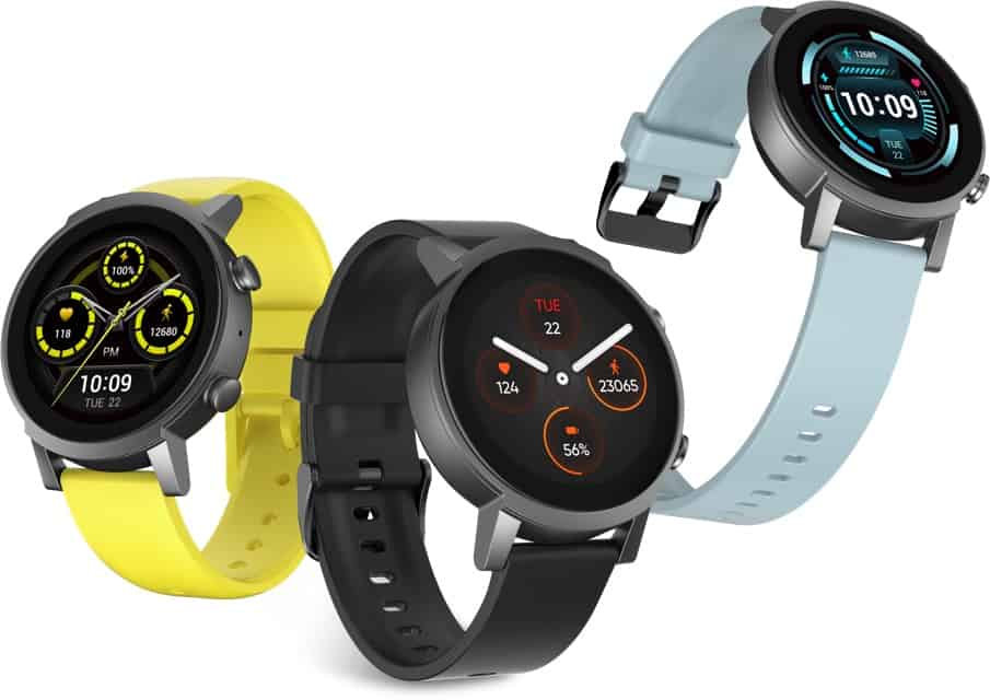 TicWatch E3 Goes Official, Offers Snapdragon 4100 For A Lower Price