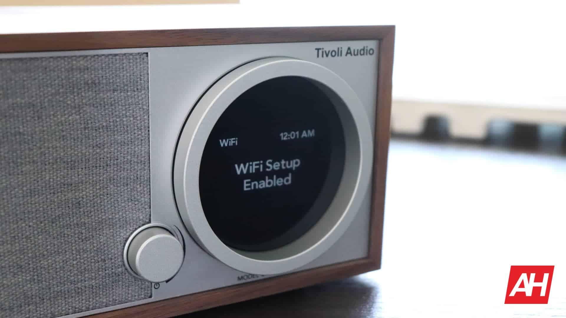 03 Tivoli Model One Digital Gen 2 review connectivity features DG AH 2021