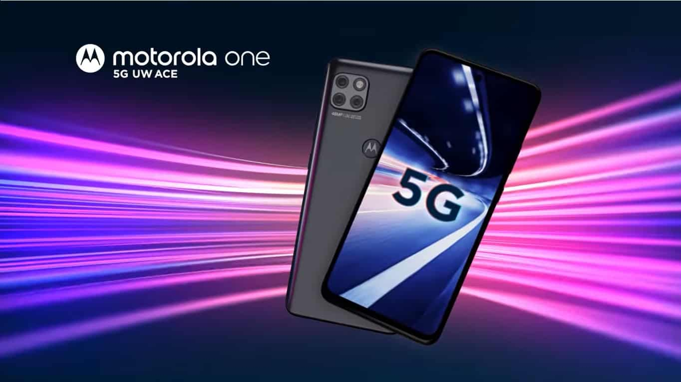 Motorola One 5G UW Ace is presently accessible at Verizon with an attention on sound quality