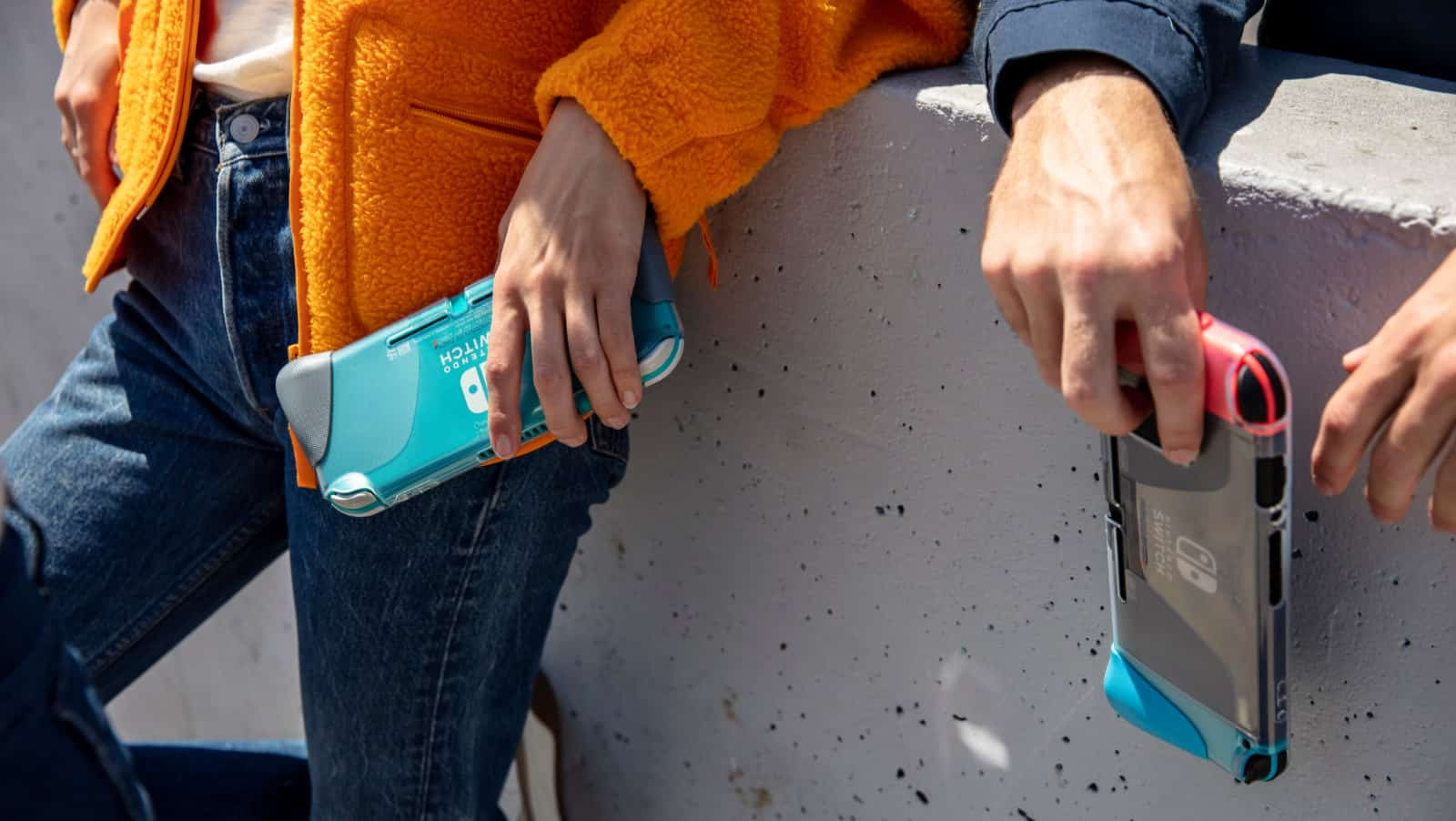 Get A Grip, Literally, With This New Nintendo Switch Case From ZAGG
