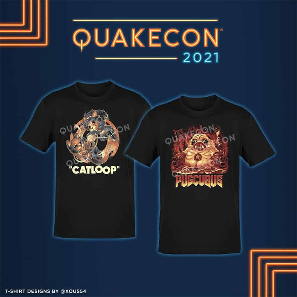 QC 2021 DPA Shirts in body